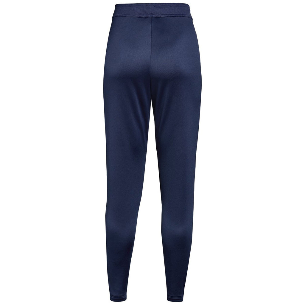 Under Armour Women's Midnight Navy Qualifier Hybrid Warm-Up Pant