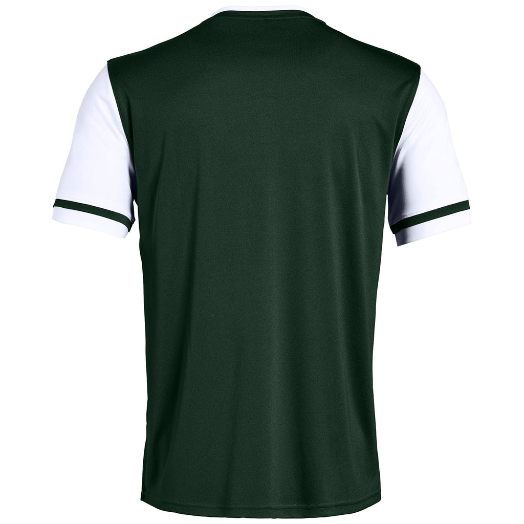 Under Armour Men's Forest Green Maquina 2.0 Jersey