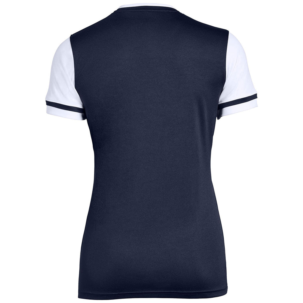 Under Armour Women's Midnight Navy Maquina 2.0 Jersey