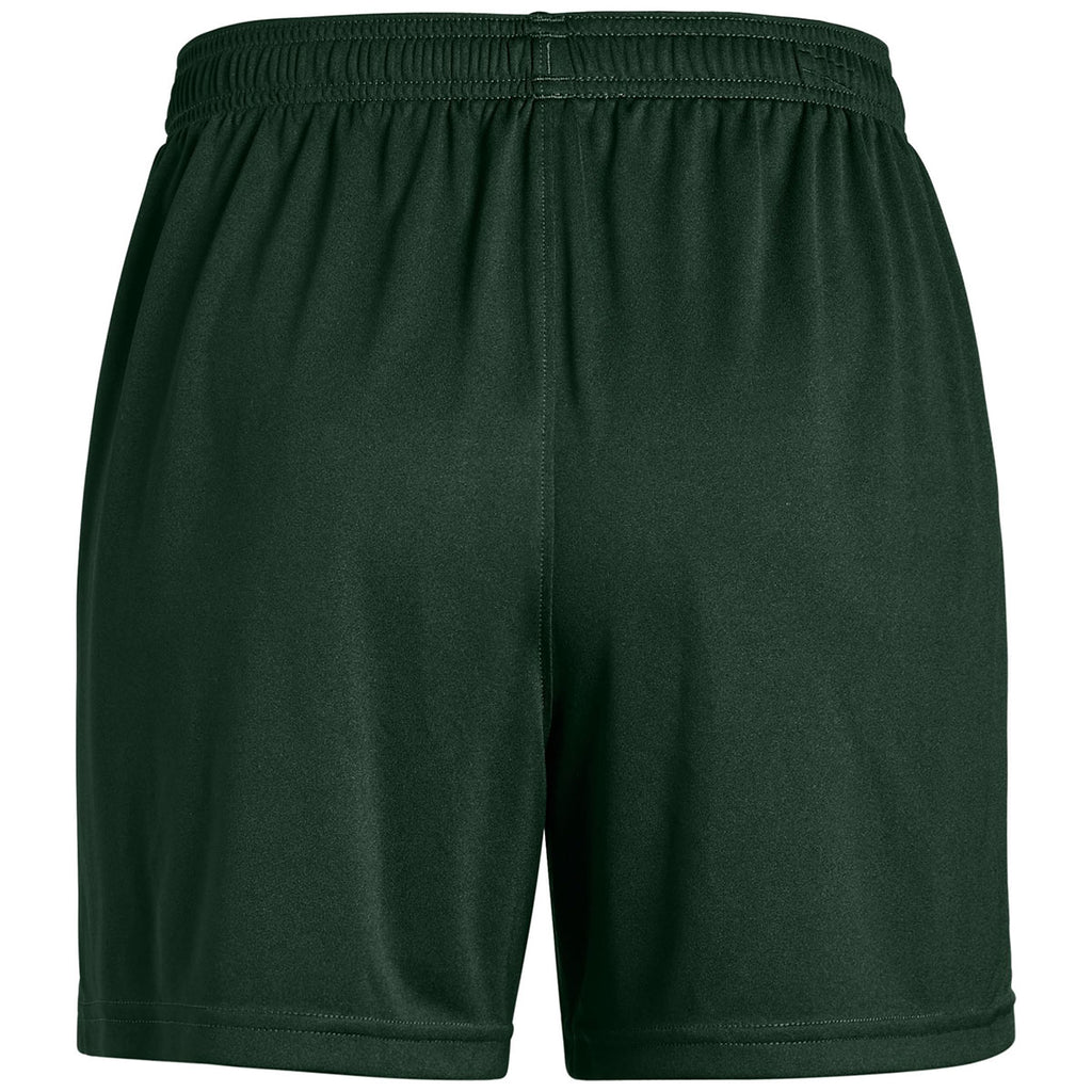 Under Armour Women's Forest Green Marquina 2.0 Shorts