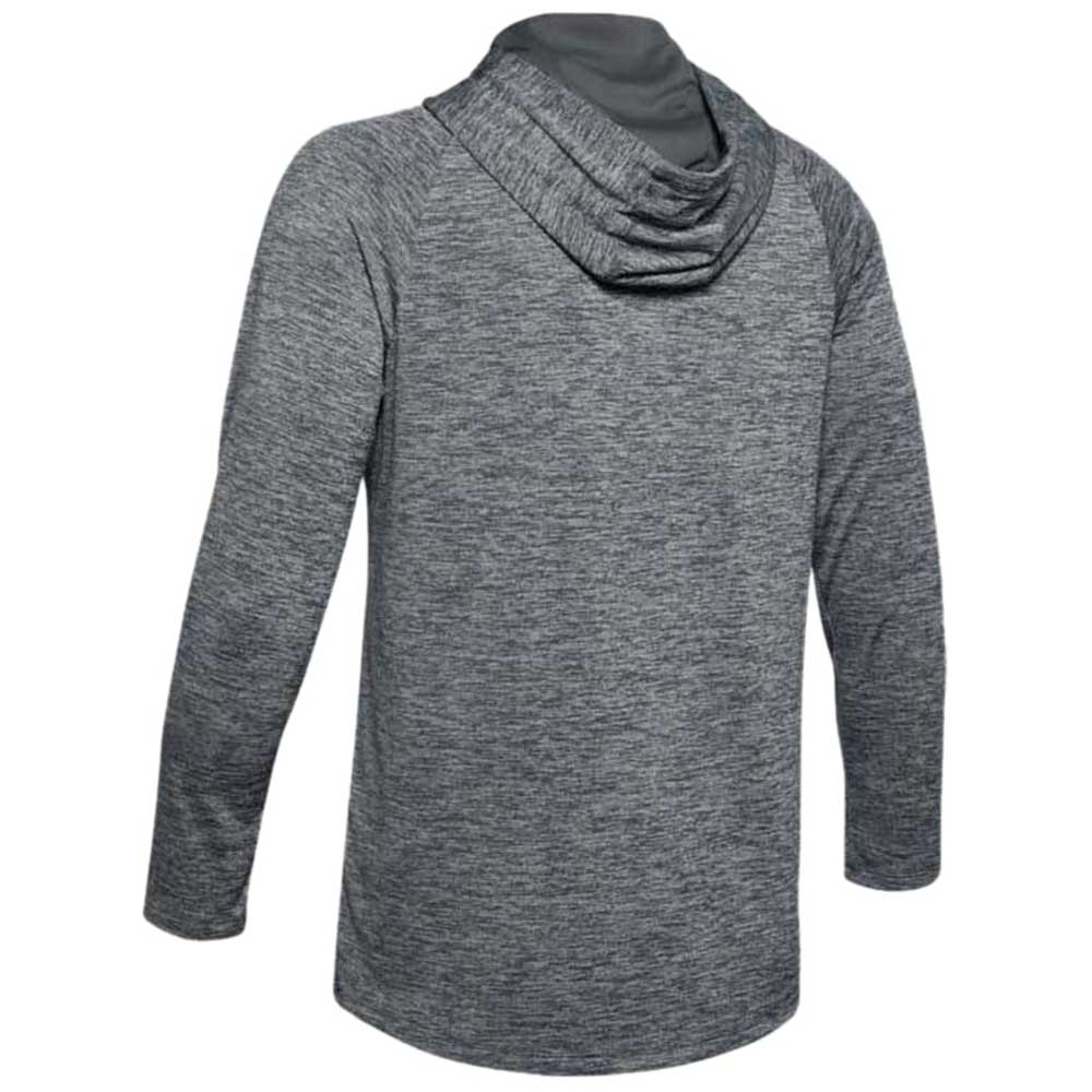 Under Armour Men's Pitch Grey Tech 2.0 Hoodie