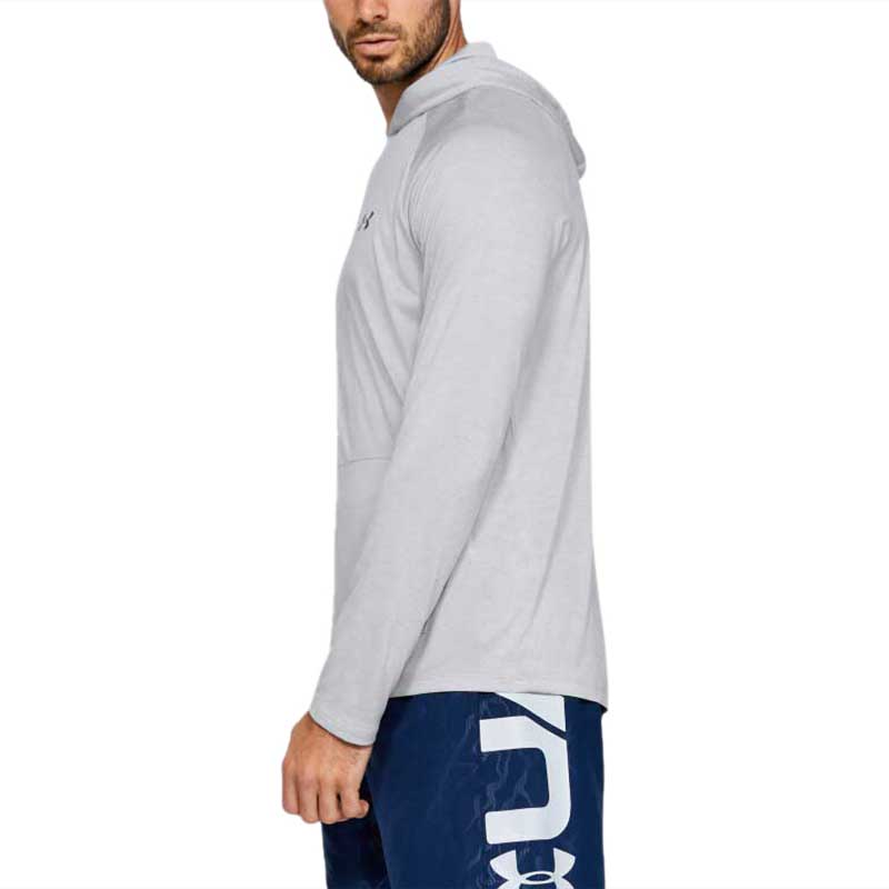 Under Armour Men's Halo Grey Tech 2.0 Hoodie