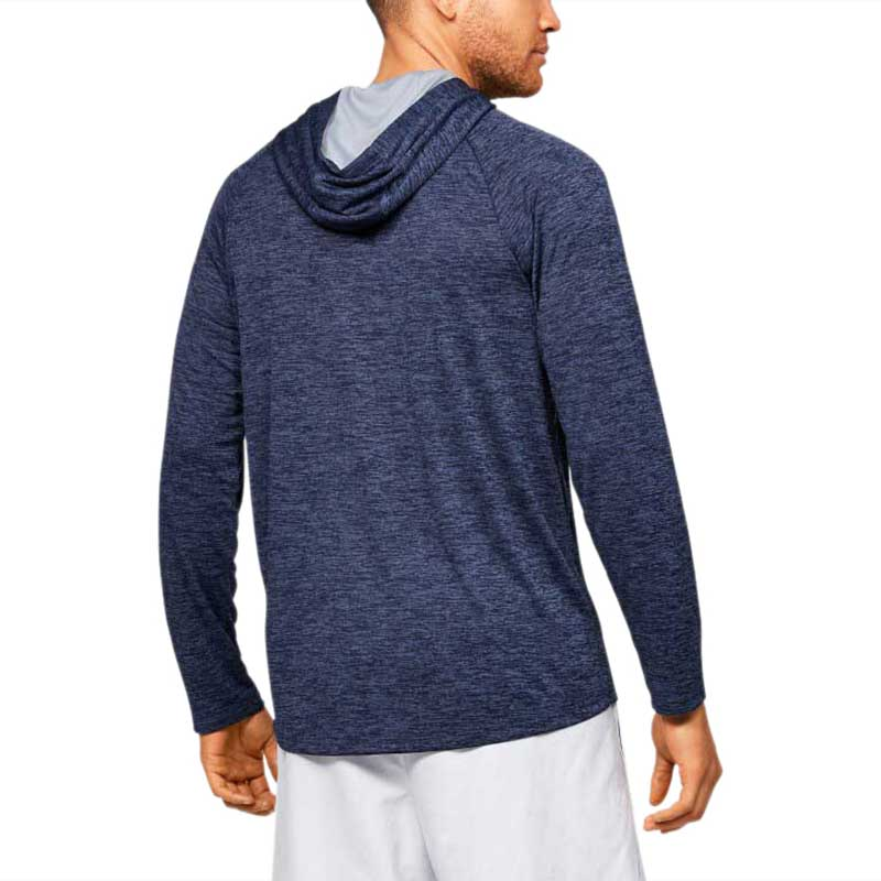 Under Armour Men's Blue Ink Tech 2.0 Hoodie