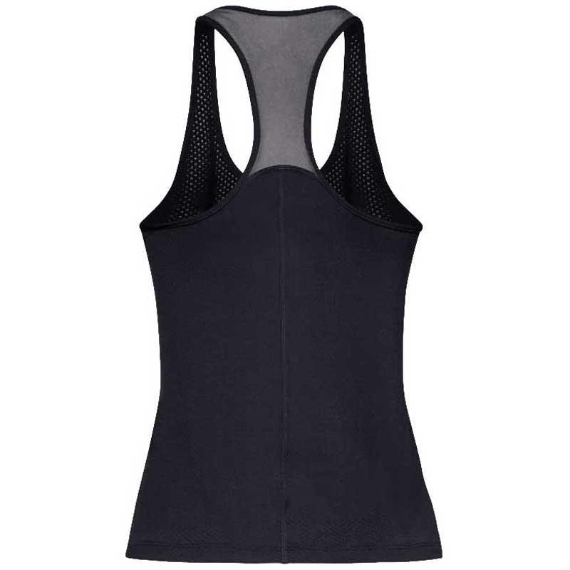 Under Armour Women's Black HeatGear Armour Racer Tank