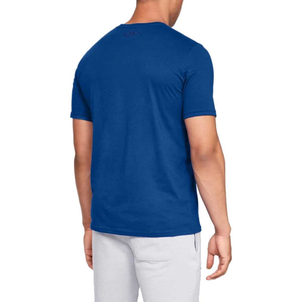 Under Armour Men's Royal Boxed Sportstyle Short Sleeve