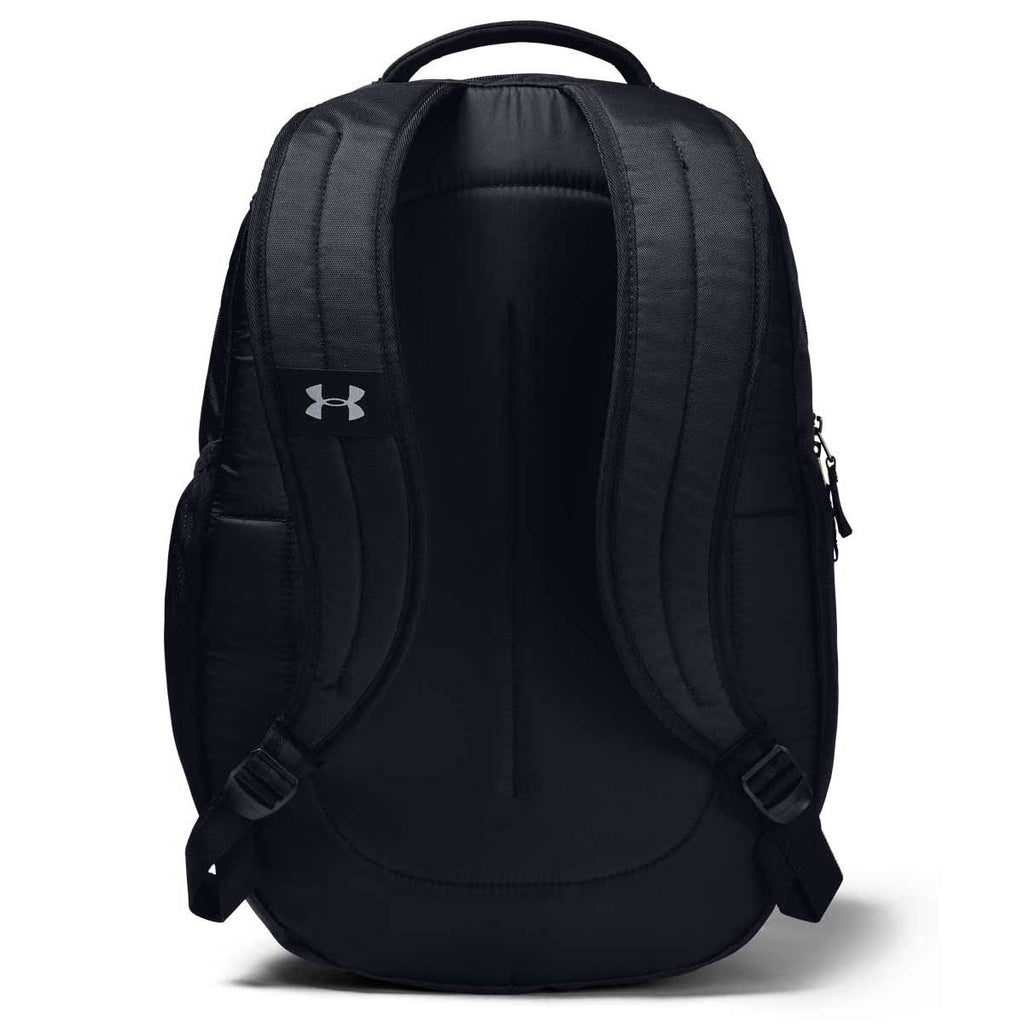 Under Armour Black Hustle 4.0 Backpack