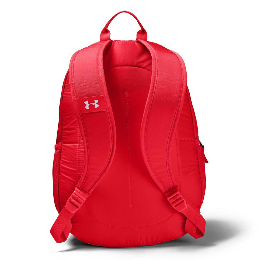 Under Armour Red Scrimmage 2.0 Backpack