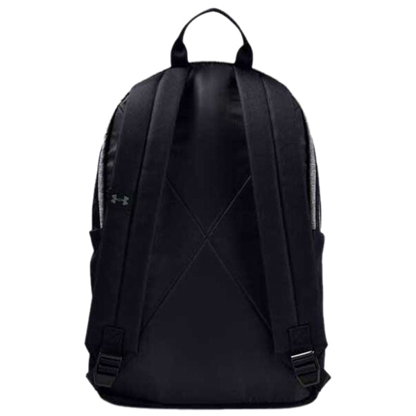 Under Armour Graphite Medium Heather/Black Loudon Backpack