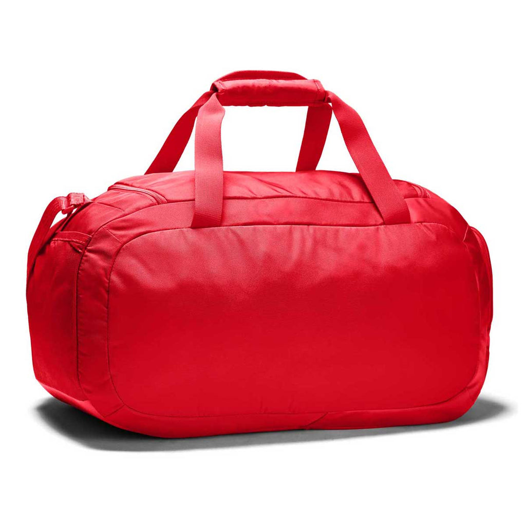 Under Armour Red Undeniable 4.0 Small Duffle