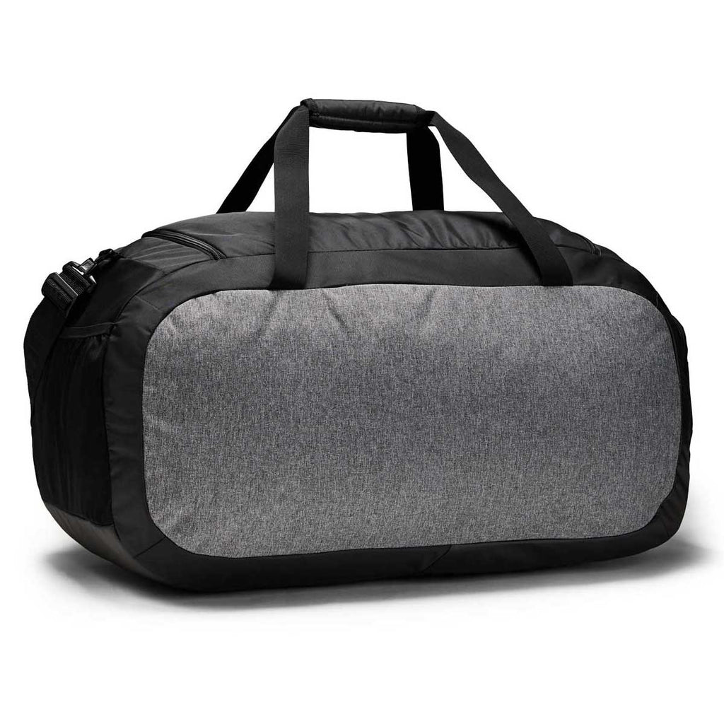 Under Armour Graphite Medium Heather Undeniable 4.0 Large Duffle