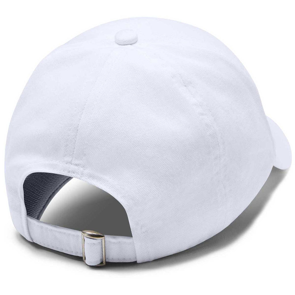 Under Armour Women's White Armour Cap