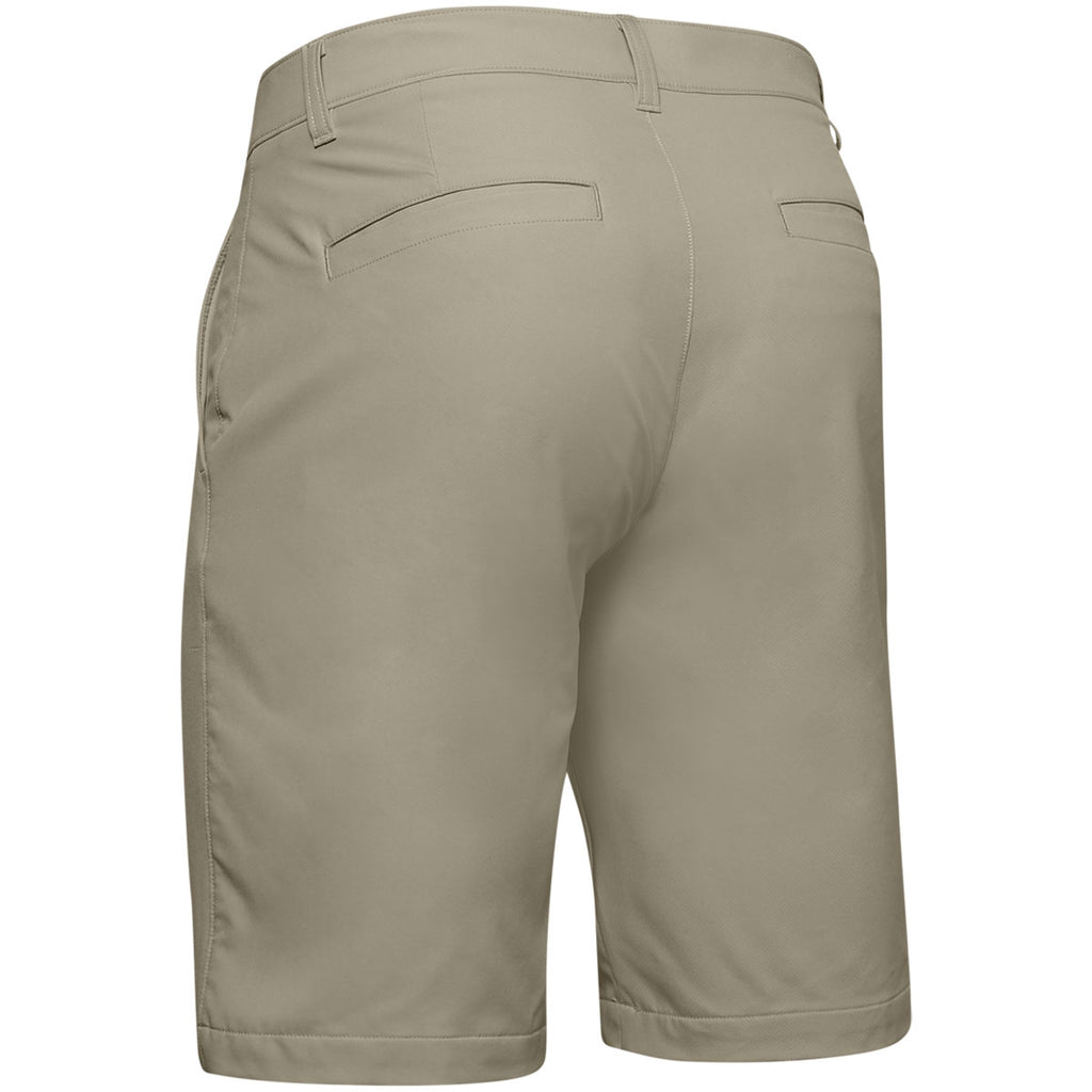 Under Armour Men's Khaki Base Tech Shorts