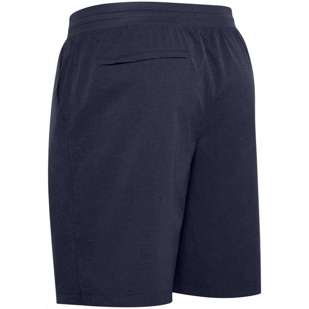 Under Armour Men's Midnight Navy Vented Motivate Shorts