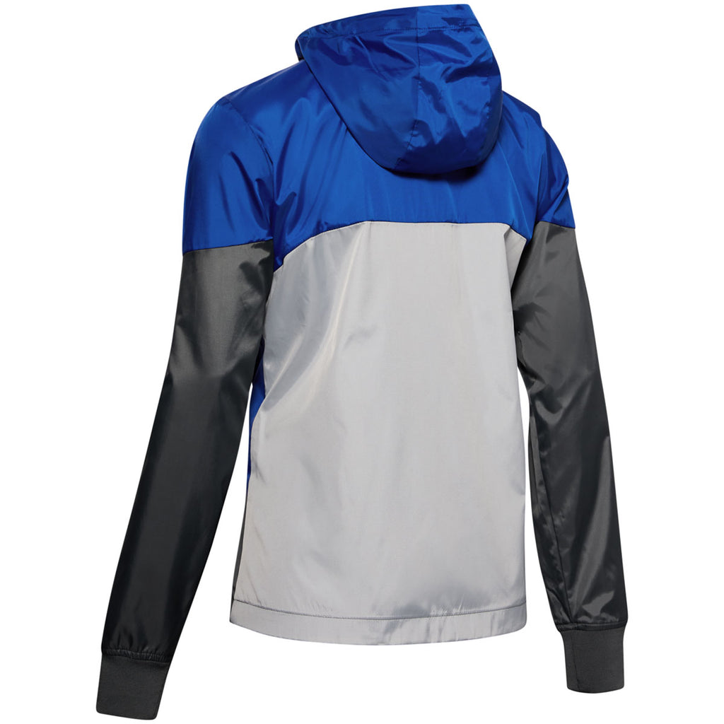 Under Armour Women's Royal Team Legacy Jacket