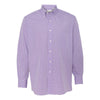 13v0225-van-heusen-purple-gingham-shirt