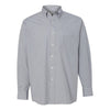 13v0225-van-heusen-light-grey-gingham-shirt