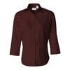 13v0527-van-heusen-women-burgundy-shirt