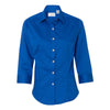 13v0527-van-heusen-women-blue-shirt