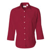 13v0527-van-heusen-women-red-shirt