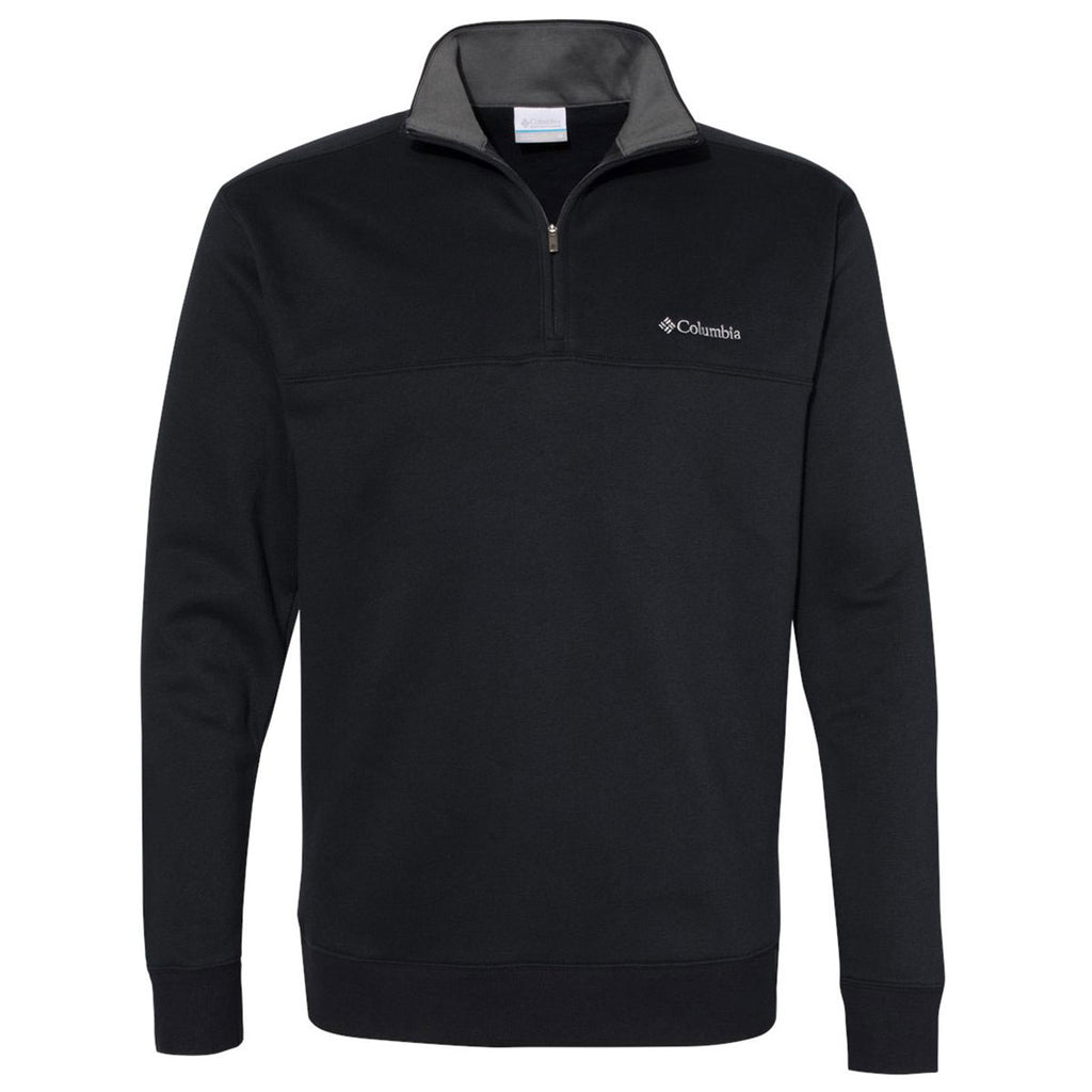 Custom Columbia Men's Half Zip