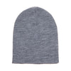 1500-yupoong-grey-knit-cap