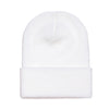 1501-yupoong-white-cuffed-knit-cap