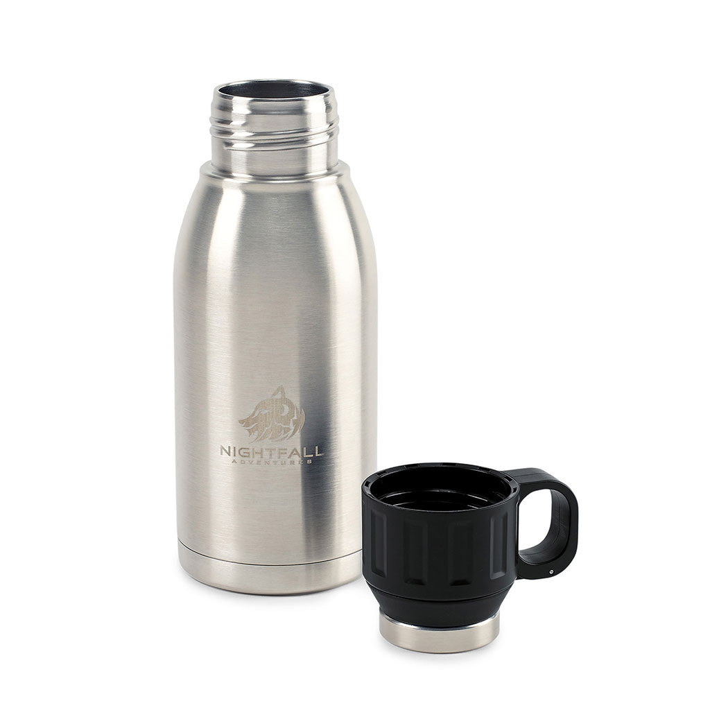 Aviana Stainless Steel Trek Double Wall Canteen- 32 oz.