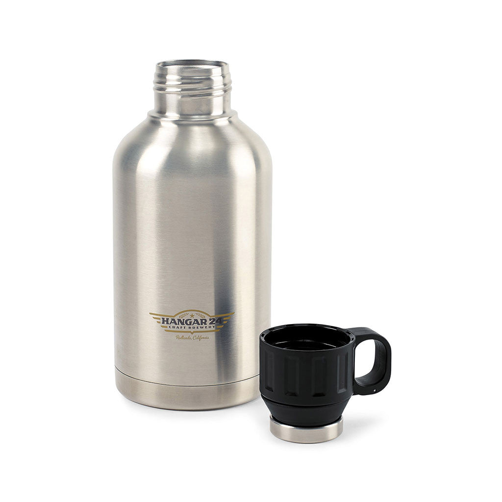 Aviana Stainless Steel Outback Double Wall Growler- 64 oz.