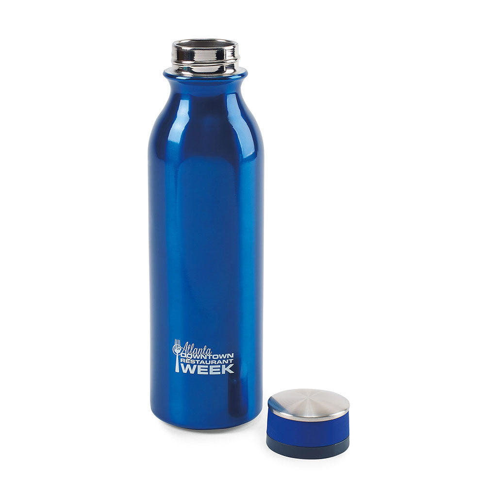 Aviana Royal Blue Luna Double Wall Stainless Bottle- 20 oz.