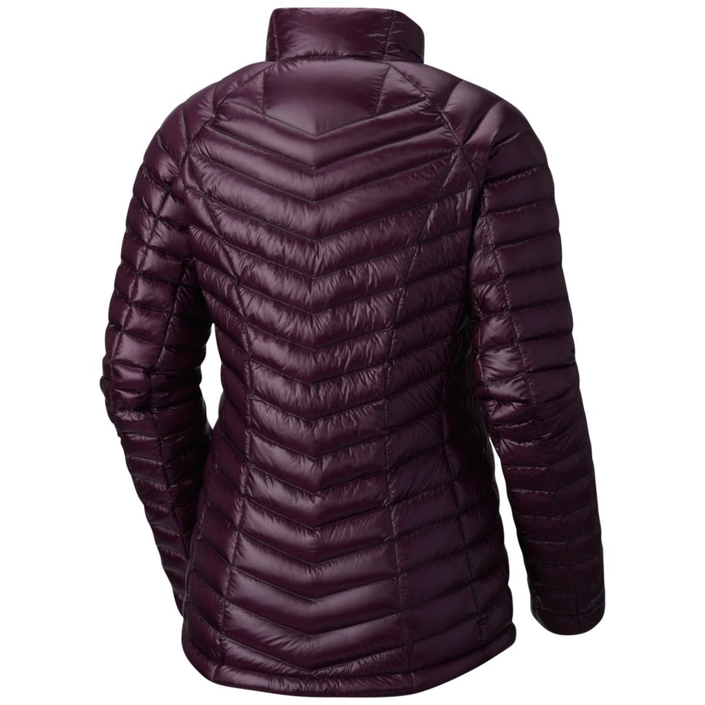Mountain Hardwear Women's Dark Tannin Ghost Whisperer Down Jacket