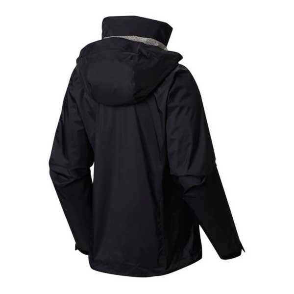 Mountain Hardwear Women's Black Plasmic Ion Jacket