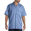 dickies-blue-short-sleeve-shirt