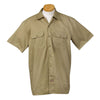dickies-beige-short-sleeve-shirt
