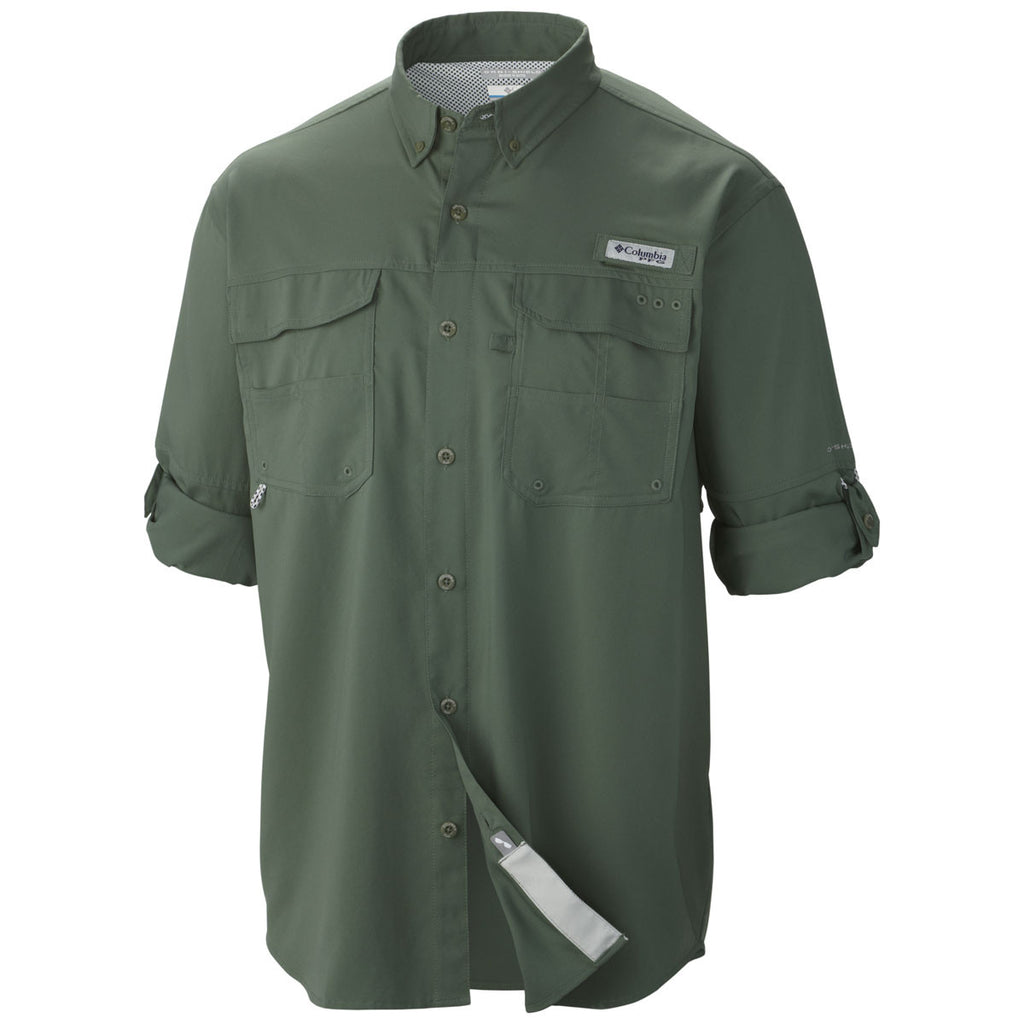 Columbia Men's Commando PFG Blood and Guts Long Sleeve Shirt