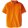 columbia-orange-short-sleeve-shirt