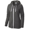 columbia-womens-charcoal-zip-hoodie