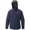 columbia-navy-downpour-jacket