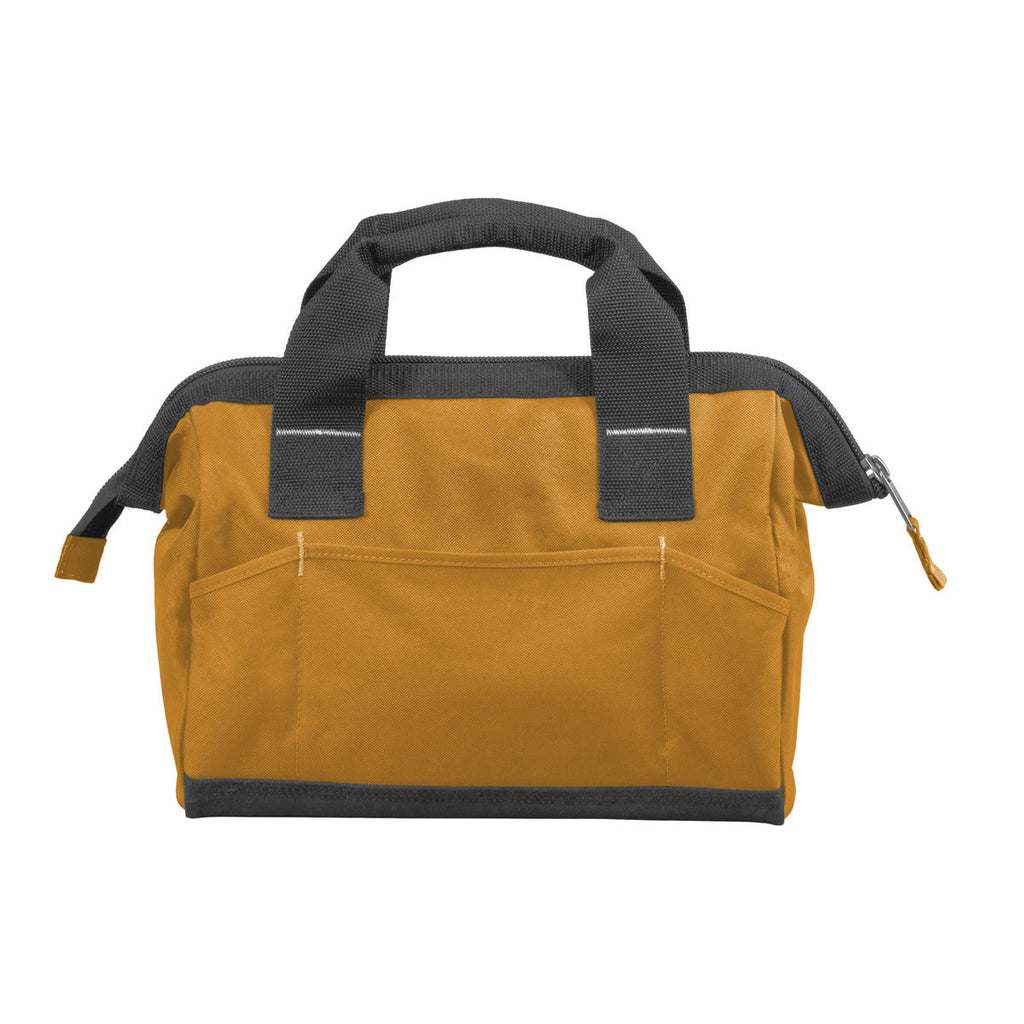 Carhartt Brown Trade Series Medium Tool Bag