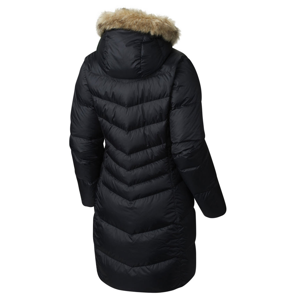 Mountain Hardwear Women's Black Downtown Coat