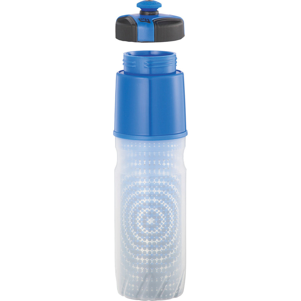 a53e301c47 Cool Gear Blue Insulated BPA Free Squeeze Bottle 20oz
