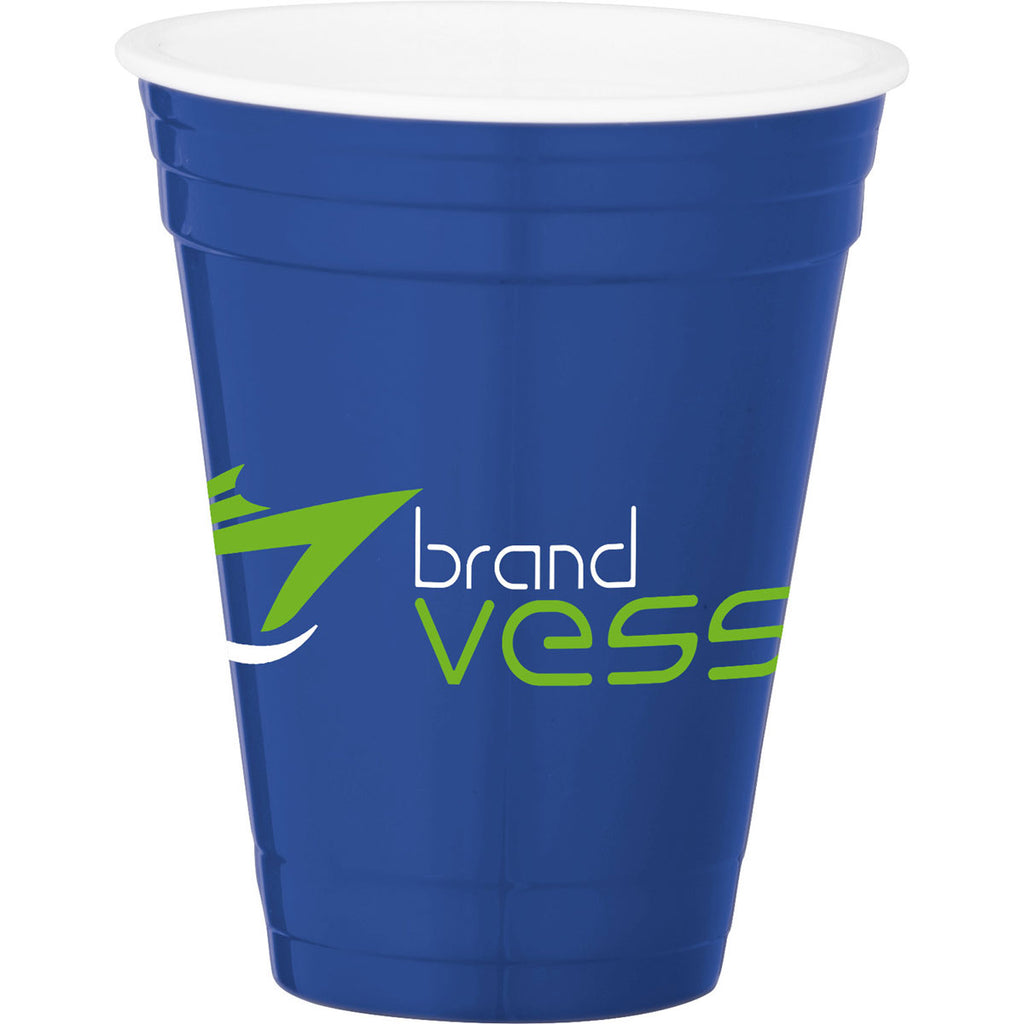 Leeds Blue Game Day Event Cup 16oz