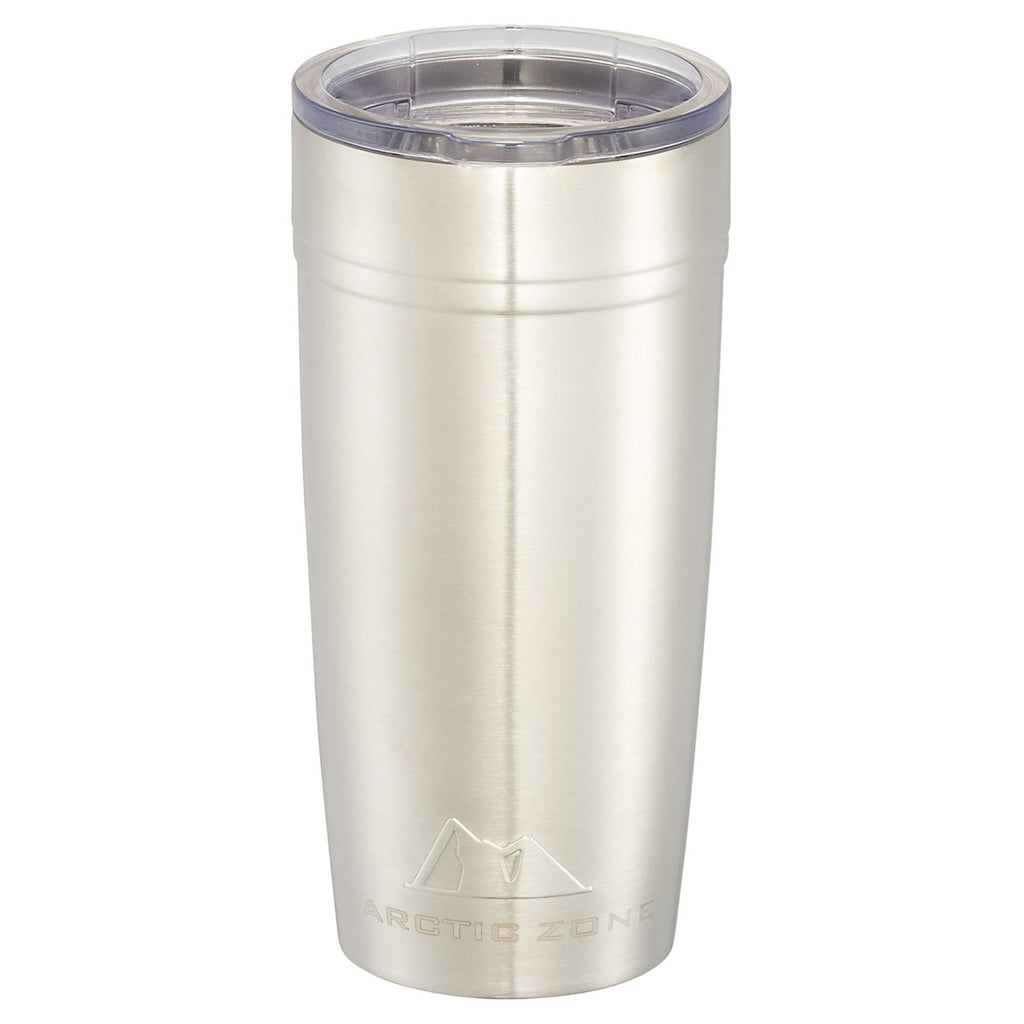 Arctic Zone Silver Titan Thermal HP Copper Tumbler 20oz