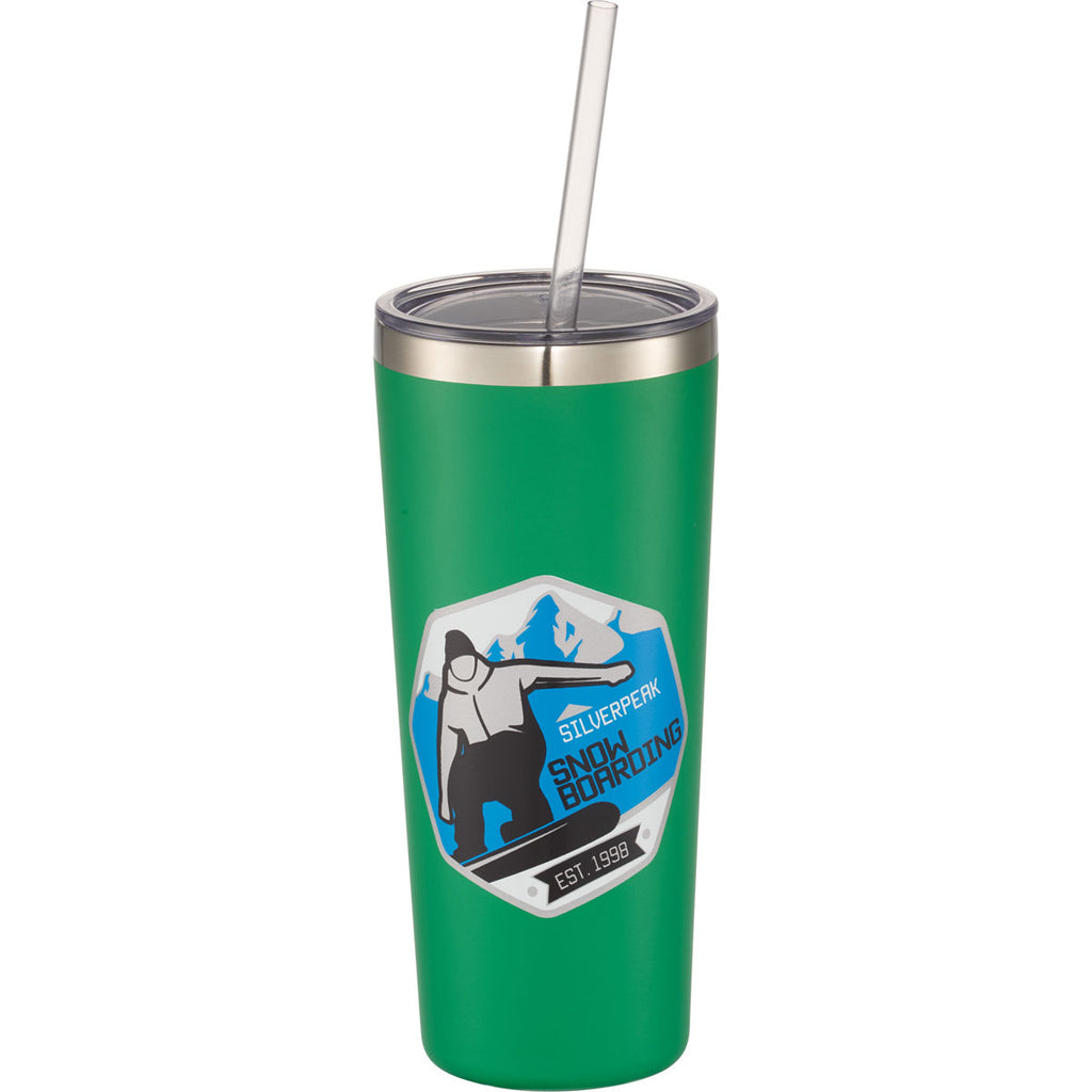 Leed's Green Thor Copper Vacuum Insulated Tumbler 22oz