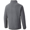 Columbia Men's Graphite Ridge Repeat Half Zip Fleece Pullover Top