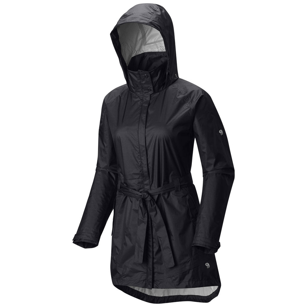 Mountain Hardwear Women's Black B Line Parka