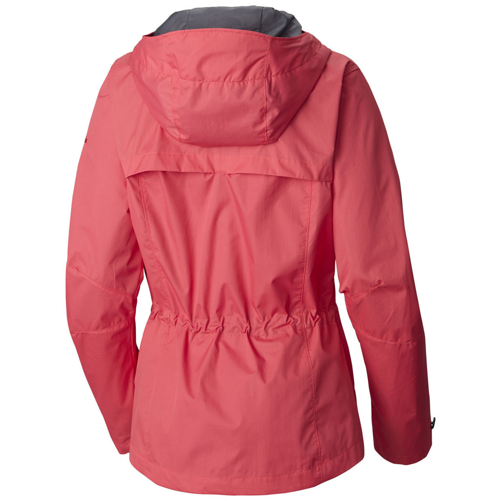 Columbia Women's Bright Geranium Regretless Jacket