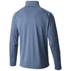 Columbia Men's Night Tide Heather Tuk Mountain Half Zip Shirt