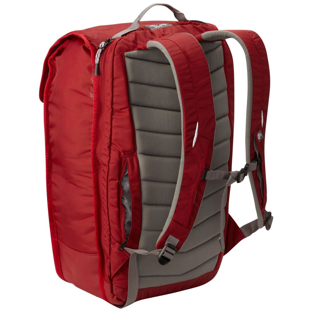 Mountain Hardwear Smolder Red DryCommuter 32L OutDry Backpack