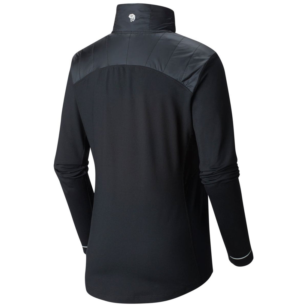 Mountain Hardwear Women's Black 32 Degree Half Zip