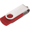 Leed's Red Rotate Flash Drive 16GB